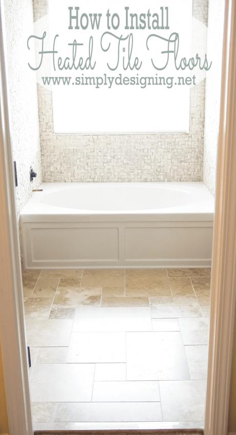 DIY Tile Floors