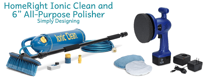 Ionic Clean and All Purpose Polisher
