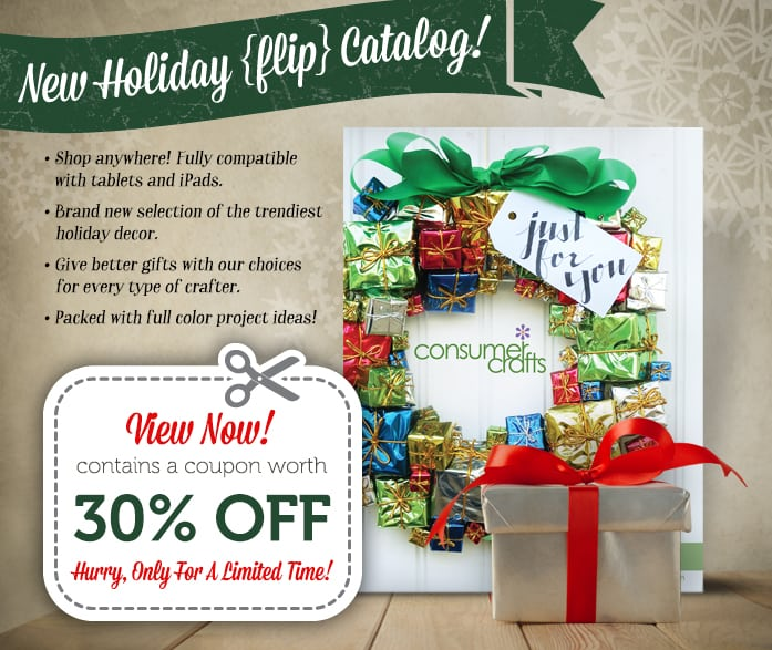 Consumer Crafts Holiday Catalog
