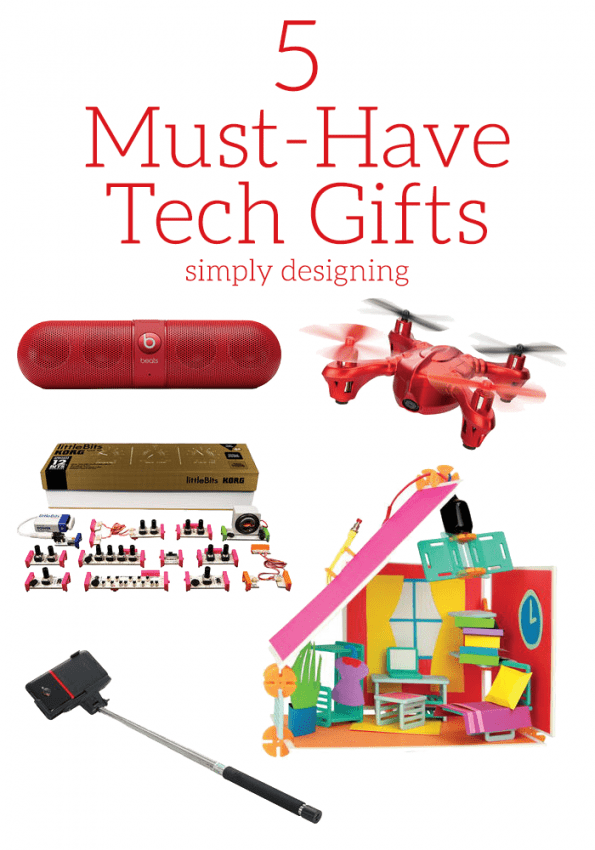 5 Must-Have Tech Gifts