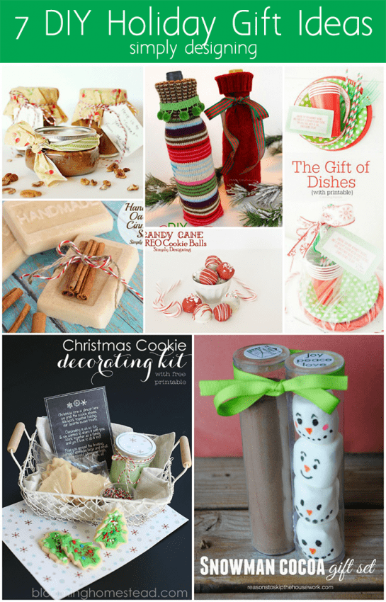 7 Diy Holiday Gift Ideas Simply Designing With Ashley