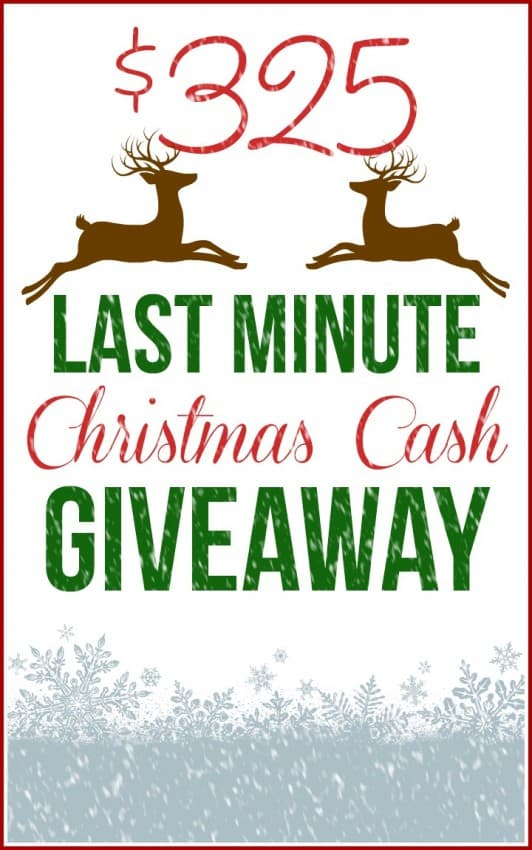 Christmas Cash Giveaway1