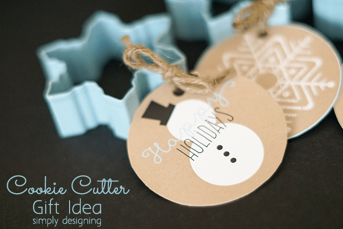 Cookie Cutter Gift Idea