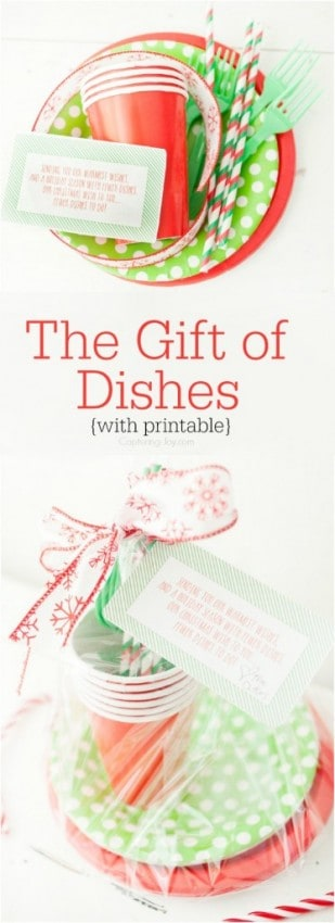 The Gift of Dishes