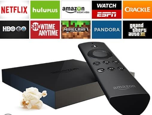 01 - Amazon Fire TV