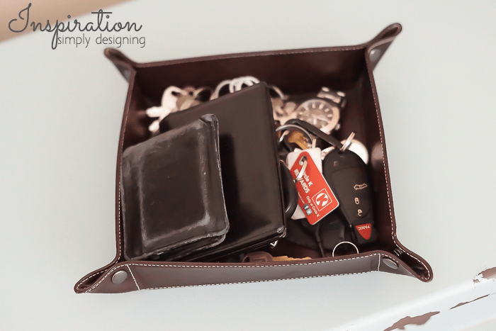 Leather Catchall