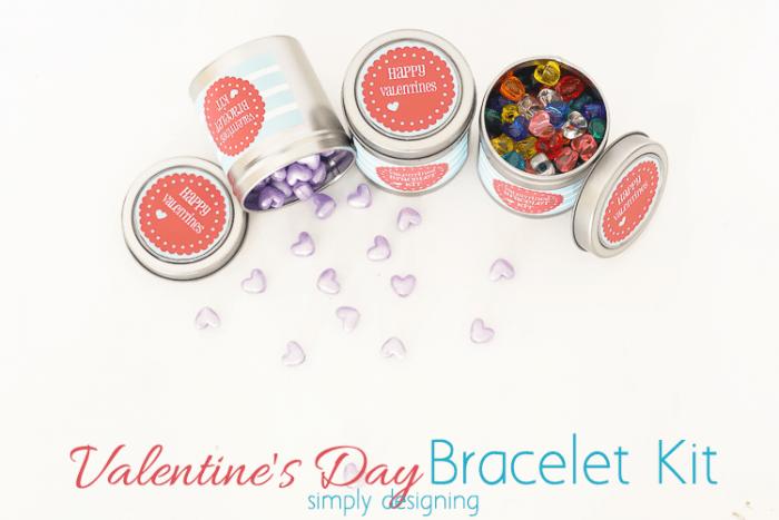 Valentines Bracelet Kit