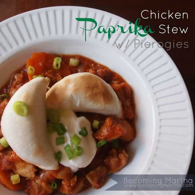 chicken paprika stew