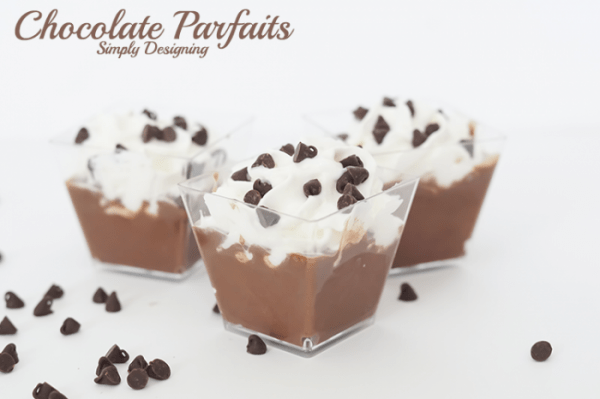 Chocolate Parfait