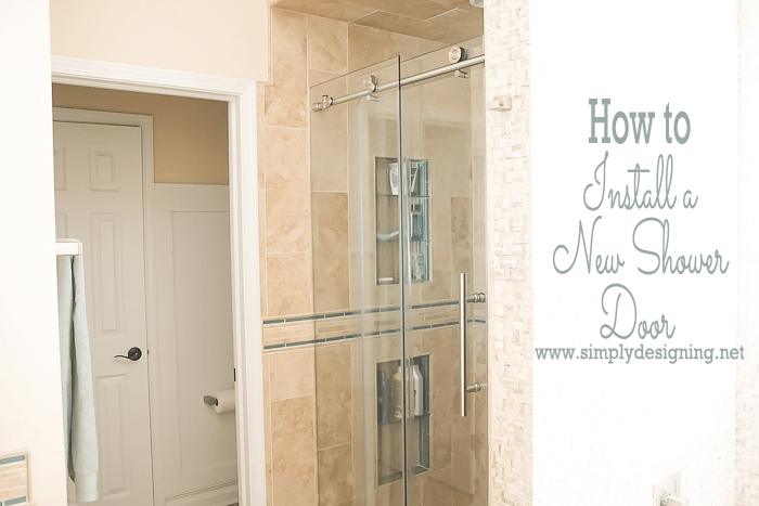 Install a New Shower Door