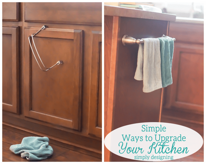 Install a new Handtowel Bar