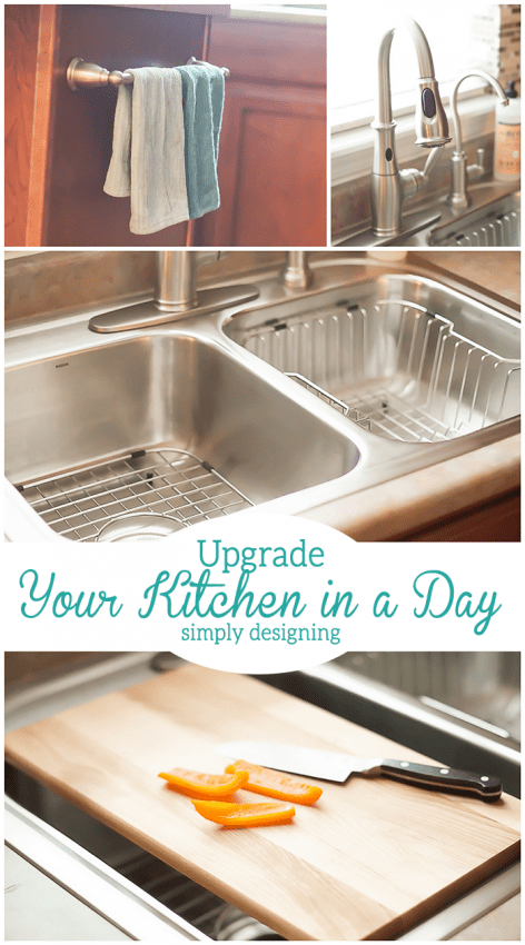 Upgade Your Kitchen in a Day