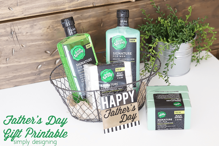 Fathers Day Gift Printable + Gift Idea