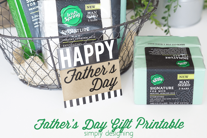 Free Fathers Day Gift Printable