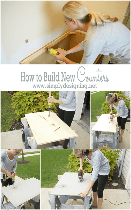 How to Build New Counters