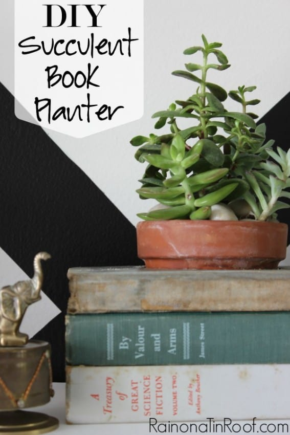 diy-succulent-book-palnter
