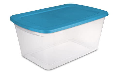 Sterilite Clean Storage Box