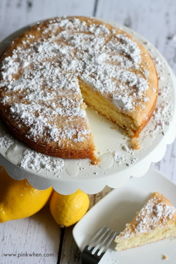 Delicious-Lemon-Cake-Recipe