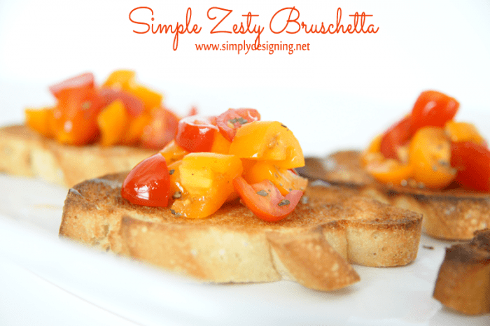simple zesty bruschetta DSC04844
