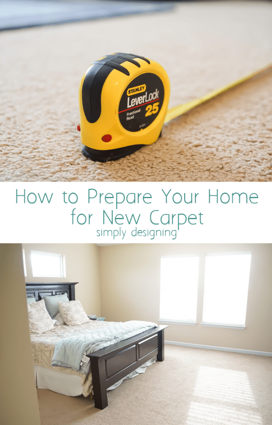 How to Prepare for New Carpet