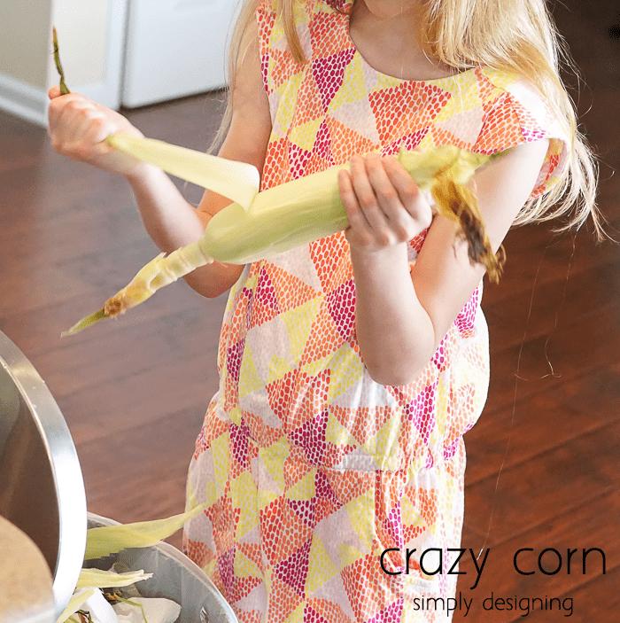 Husk Corn