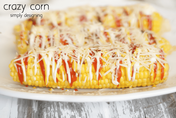 Recipe for Crazy Corn