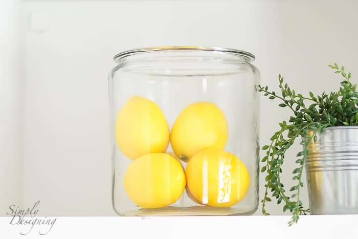 Decorate your Beach House - citrus