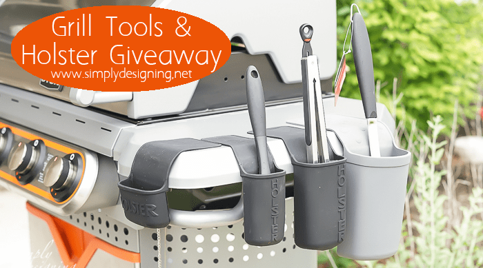 Grill Tool Giveaway