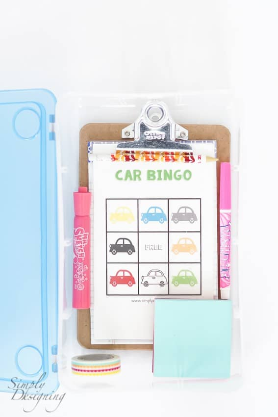 Road Trip Games and Kids Travel Kit