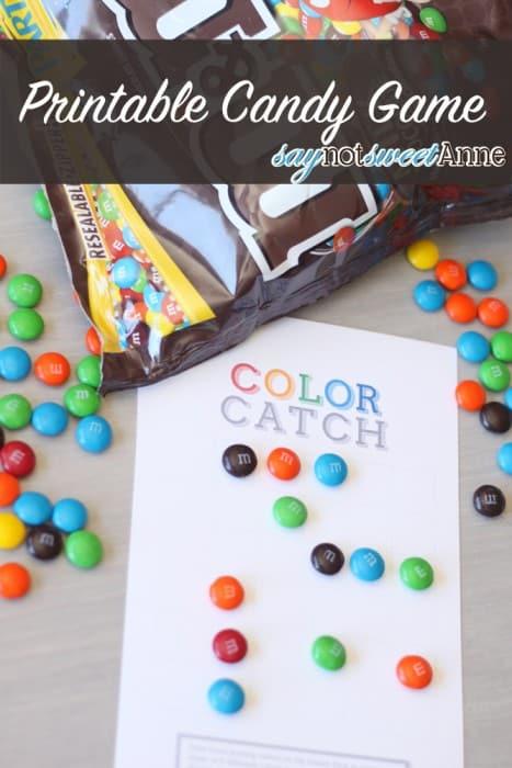 Color Catch