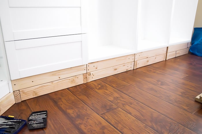 Simple Base Cabinets Soft Close Kitchen
