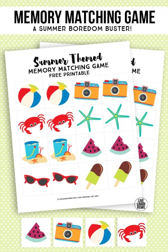 Memory-Matching-Game-Printable.-Summer-Boredom-Buster-Live-Laugh-Rowe
