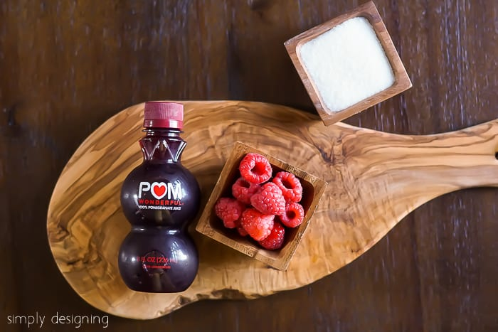 Raspberry Pomegranate Jelly-06421