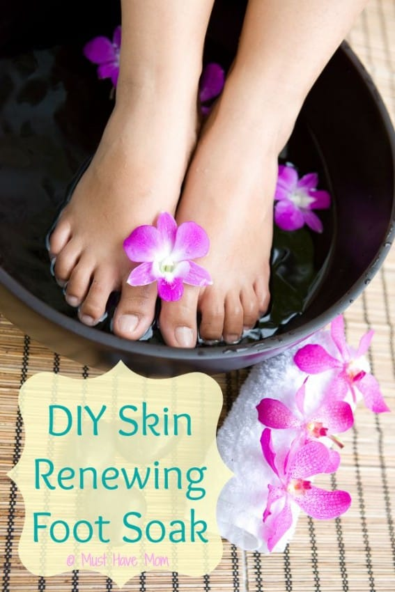 DIY-Skin-Renewing-Foot-Soak