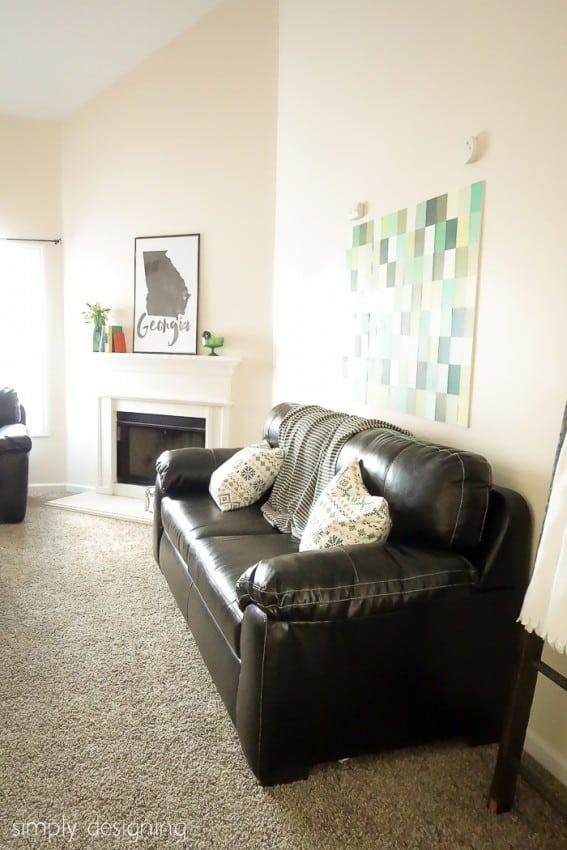 Living Room Reveal GMC Hidden Treasure Adventure Habitat for Humanity Home-00535