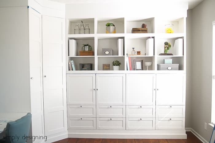 Building in Cabinets