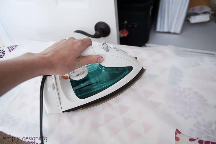 iron on vinyl
