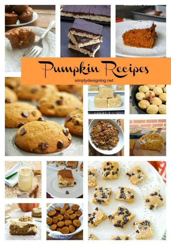 15 scrumptious pumpkin recipes