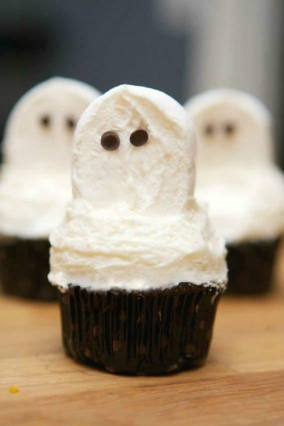 ghost-cupcake
