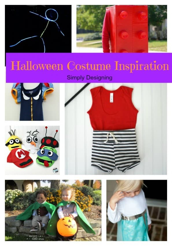 Halloween Costumes COllage PNG Pi Use