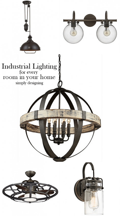 industrial lighting ideas. Industrial Lighting Ideas