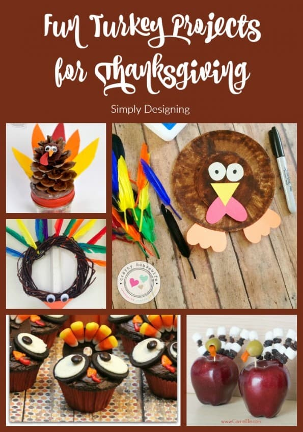 Turkey Projects Collage Pinnable