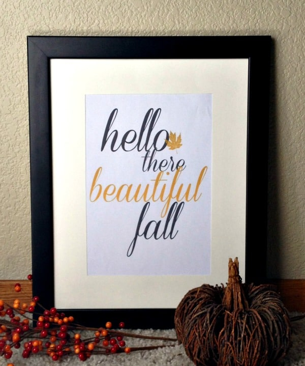Fall Printables Halloween Thanksgiving And More