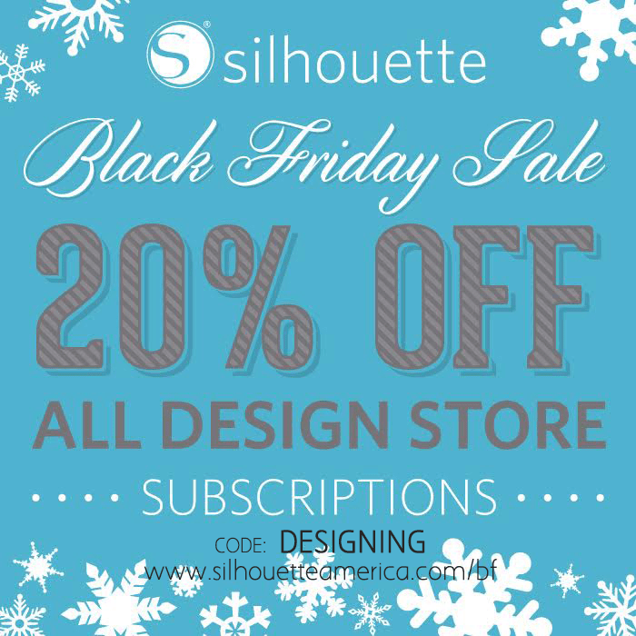 20 off silhouette store subscriptions