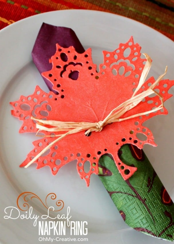 Fall-Doily-Leaf-Napkin-Ring-OhMy-Creative.com_