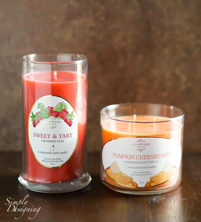 Fragrant Jewels Candle