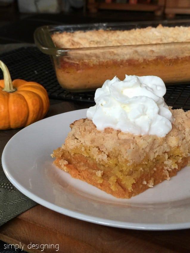 Pumpkin Love Cake