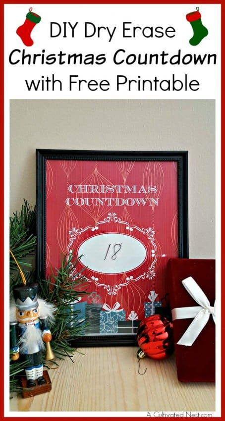 diy-dry-erase-christmas-countdown-with-free-printable