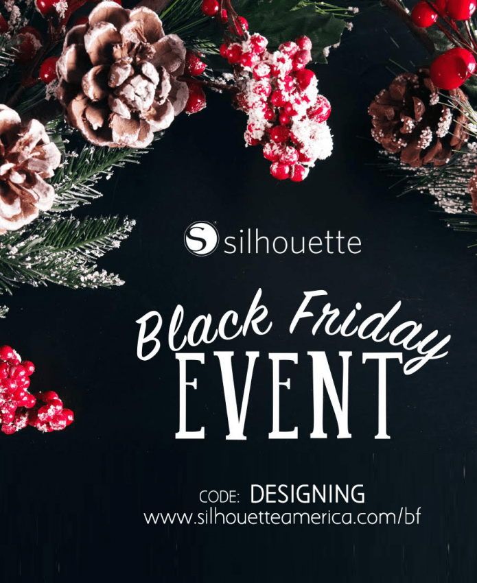 Black Friday Deals with Silhouette