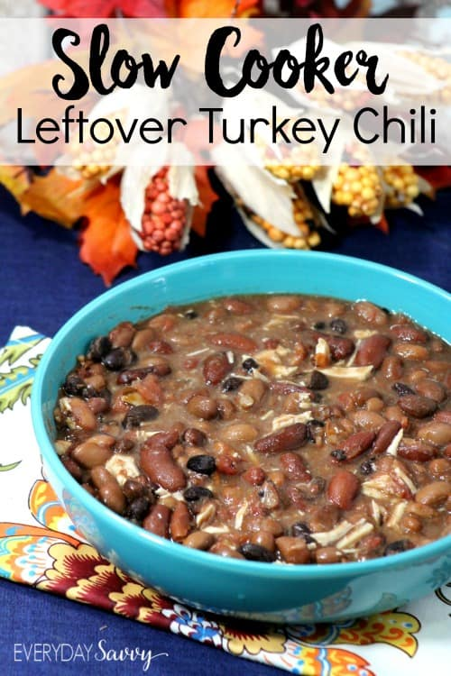 slow-cooker-leftover-turkey-chili